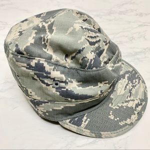 Accessories - Air Force Camouflage Utility Cap Hat